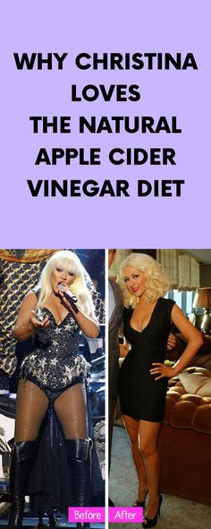 Why Christina Loves the Natural Apple Cider Vinegar Diet
