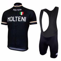 Retro Molteni Pro Team Cycling Kit Cycling Clothing 5ad339411