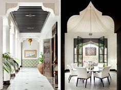 Have a nomination for a jaw-dropping listing that would make a mighty fine House of the Day? Modern Moroccan, Moroccan Design, Moroccan Decor, Moroccan Style, Moroccan Bedroom, Moroccan Interiors, Interior Design Companies, Best Interior Design, White Gold Room
