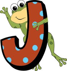 J is for Judy,that; Alpha Letter, Letter J, Funny Frogs, Cute Frogs, Frog Cartoon Images, Frog Bathroom, Frog Coloring Pages, Childrens Alphabet, Graffiti Alphabet