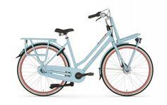 Rower Miejski Damski Sparta Lola Jo. Piękny kobiecy rower nawiązujący stylistyką do klasyków. Połączenie świetnego osprzętu oraz ponadczasowego designu zaskarbiło sobie wielu fanów. http://damelo.pl/damskie-rowery-miejskie-stylowe/758-rower-miejski-damski-sparta-lola-jo.html