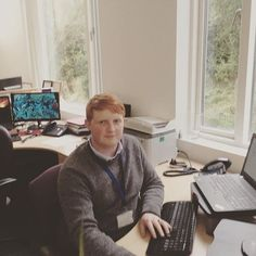 Introducing Luke who is the latest addition to our #team. #customersupportexecutive #windowlink #cadsoftware #windows #doors #conservatory #uk