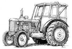 Drupal, Retro, Monster Trucks, Vehicles, Vintage, Tractors, Tractor, Vehicle, Primitive