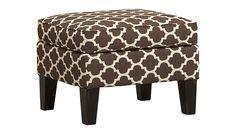 Living Room Furniture, Midtown Ottoman, Living Room Furniture | Havertys Furniture