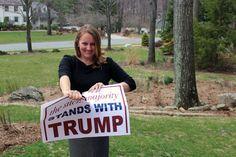"Former Trump Strategist Stephanie Cegielski -  ""Trump made me believe. Until I woke up..."" http://www.xojane.com/issues/stephanie-cegielski-donald-trump-campaign-defector"