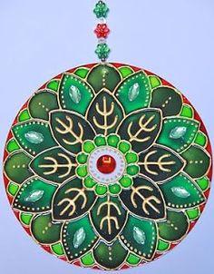 Recicla cds y haz hermosos adornos colgantes para tu hogar ~ Manoslindas.com