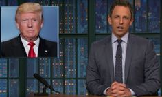Seth Meyers Has 4 Words Of Advice For Democrats When It Comes To Trump