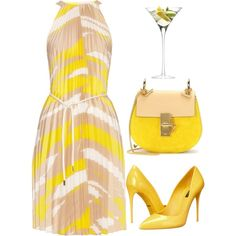 Untitled #616 by cardigurl on Polyvore featuring MaxMara, Dolce&Gabbana, Chloé, Judith Leiber and LSA International