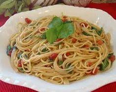 Buca di Beppo Copycat Recipes - Spaghetti Fresca