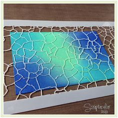 Over Oxide Inkt en Stencils - Scraptacular Design