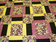 Image detail for -have been working on this super easy quilt pattern that is called ...