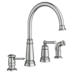 Belle Foret Kitchen Faucet Cartridge  Httplatulufeed Inspiration 4 Hole Kitchen Faucet Design Decoration
