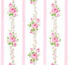 Paper Printables for decoupage #pink #rose
