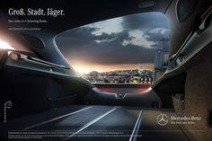 Mercedes-Benz CLA with Anke Luckmann   CGI & Retouching on Behance