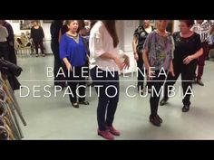 """Despacito"" - Line Dancing Zumba, Daddy Yankee, Pilates, Cardio, Youtube, Exercise, Gym, Songs, Videos"