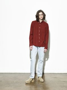 See the complete Steven Alan Fall 2016 Menswear collection.