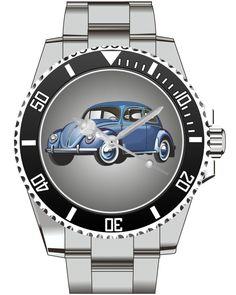 Retro Auto Kult - KIESENBERG ® Uhr 2519 von UHR63 auf Etsy