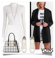 """Yoins 36"" by zenabezimena ❤ liked on Polyvore featuring moda, A.L.C., H&M e ALDO"