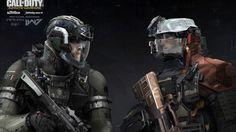 The Art Of Call Of Duty: Infinite Warfare