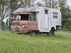 Commer camper van
