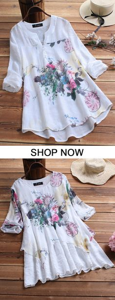 Spring Outfits Spring Outfits MayJM marionjnschmller N hen Sleeve casual t-shirts and blouses for women best for spring summer and fall Saving 60 nbsp hellip Tee Dress, Belted Dress, Casual T Shirts, Casual Outfits, Mode Outfits, Plus Size Blouses, Blouse Styles, Blouses For Women, Stylish Clothes