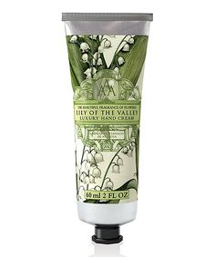 NATURALLY EUROPEAN AAA Lily of the Valley Hand Cream | zulily  . $6.99 $7.99 60ml 