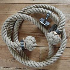 Best Rustic Beach Handles Dakota Rope Drapery Tiebacks 640 x 480