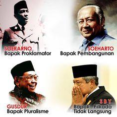Bapak - Bapak Indonesia