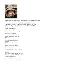 Capuche à oreilles - Page 3/3