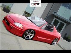 delsol   Honda Del Sol by ~MaThEuS-PK on deviantART