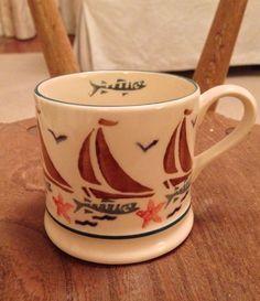 Emma Bridgewater Sailing Baby Mug