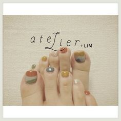 atelier+LIM : foot nail | Sumally