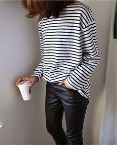 Camiseta de rayas   Cuidar de tu belleza es facilisimo.com