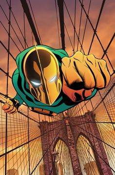 Doctor Fate Vol 4 #15 - Sonny Liew