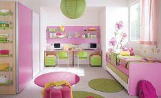 kids room ideas   ... room ideas 555x339 Very Happy and Bright Children Room Design Ideas