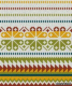 ... on Pinterest | Fair Isle Pattern,