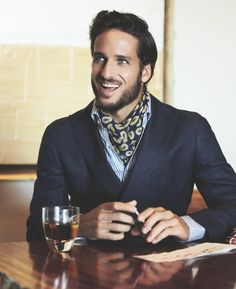 Feliciano Lopez in June 2013 Esquire Latinoamerica #tennis #atp