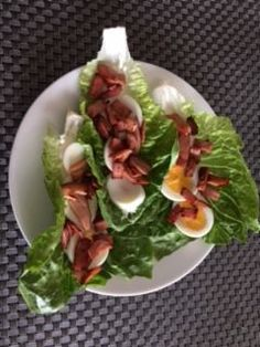 BELT (Bacon Egg Lettuce Tomato) » The Blood Sugar Diet by Michael Mosley