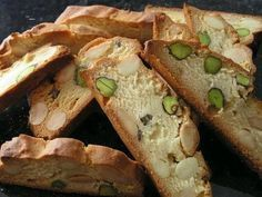 Croquants aux amandes, pistaches et noisettes, cuisine Marocaine, Moroccan recipe, recettes Marocaines