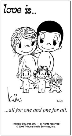 Love Is. Love My family more than anything! Love Is Cartoon, Love Is Comic, Marriage Relationship, Love And Marriage, Relationships, Happy Marriage, Love You, My Love, Love Notes