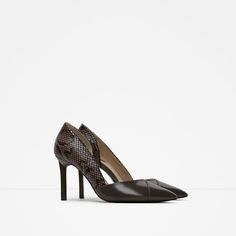 Image 2 of MID HEIGHT COURT SHOE from Zara