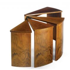 Pierre Chareau Nesting Tables