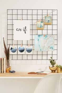 Grillage mural - Urban Outfitters