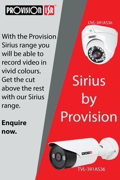 Well, look no further than the Sirius range! For more info on our Sirius range, click the link! Vivid Colors, Colours, Security Products, Nanny Cam, Range, Link, Cookers