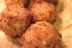 Goat Cheese Croquettes recipe on Food52