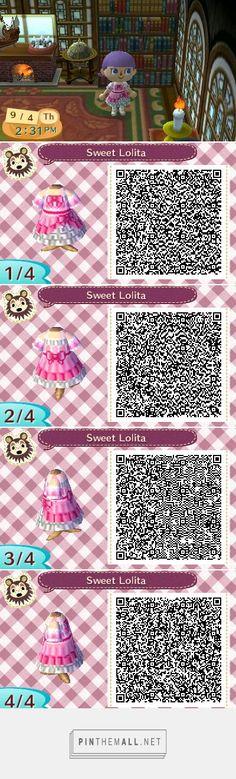 Pink lolita short sleeved dress