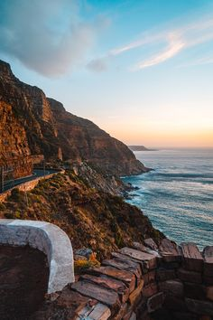 Drive along the famous Chapman's Peak Drive for epic views as you explore the Cape Peninsula. National Park Tours, National Parks, Cape Town South Africa, Olympic Peninsula, Whale Watching, Travel Aesthetic, The Places Youll Go, Nice View, Bedroom Photos