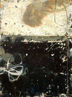 "Waking the Stone        2012      Acrylic on canvas      32"" x 24"""