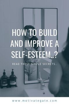 Business Motivation, Self Esteem, Personal Development, The Secret, Lifestyle, Reading, Simple, Building, Blog