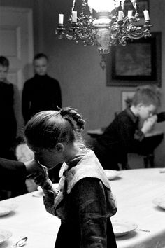 The White Ribbon... directed by Michael Haneke